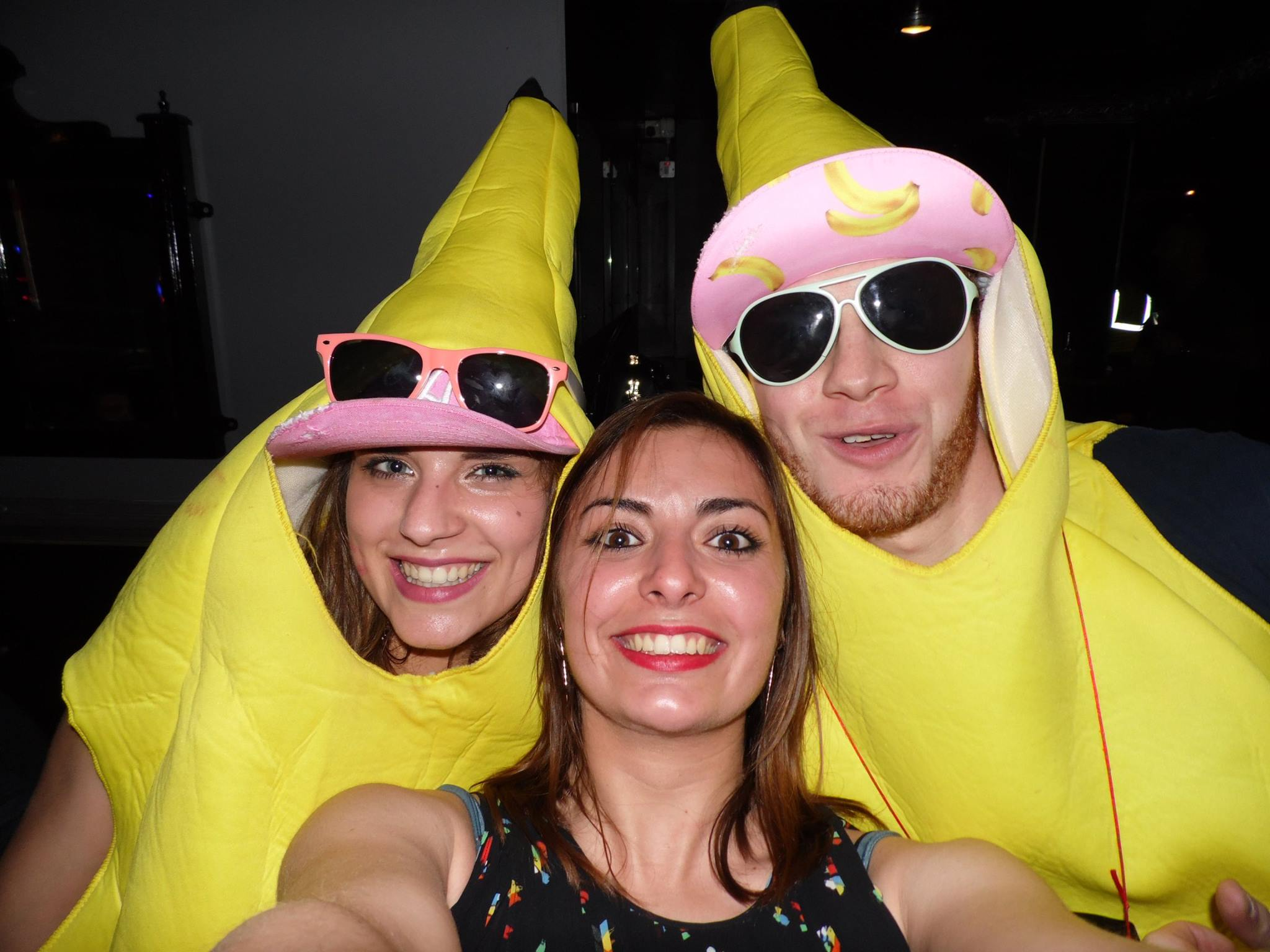 Banana Pub Crawl, Pub Crawl, London