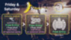 Banana Pub Crawl London party Ministry of Sound cub zoo bar