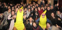 Banana Pub Crawl, Pub Crawl, London