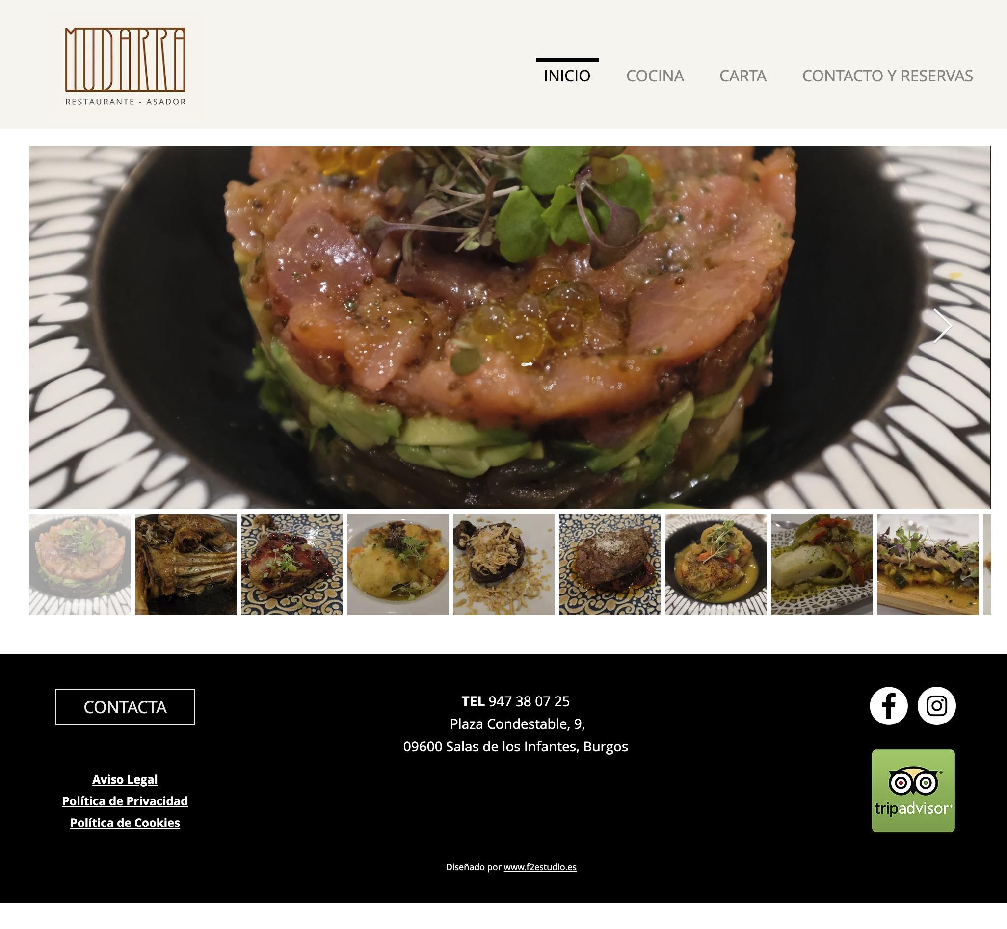 Restaurante Mudarra