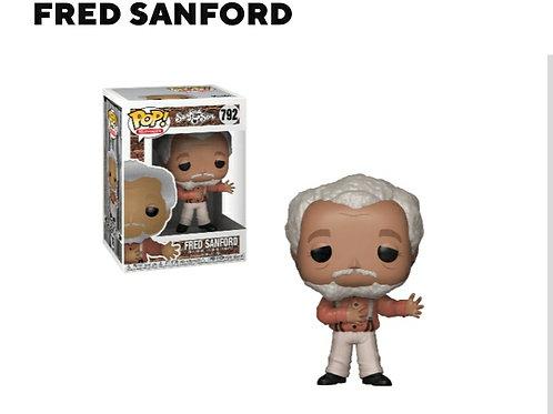 FRED SANFORD