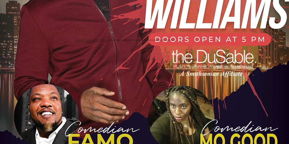 DuComedy @Dusable Patio June 5th