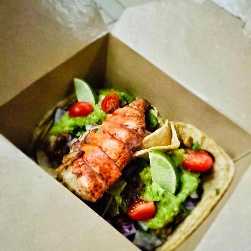 Jackfruit Lobster Taco