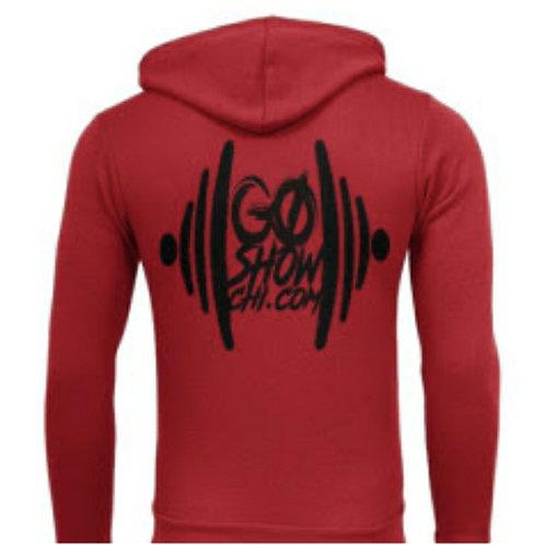 Goshowchi.com hoodie
