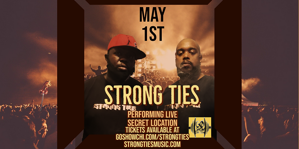 STRONG TIES - The Go Show Live