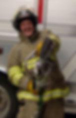 Ron Eby Fireman Firefighter EMT Paramedic First Responder