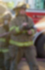 Kirk Howe Fireman Firefighter EMT Paramedic First Responder