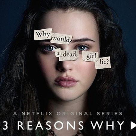 Netflix 13 Reasons Why Series-Season1