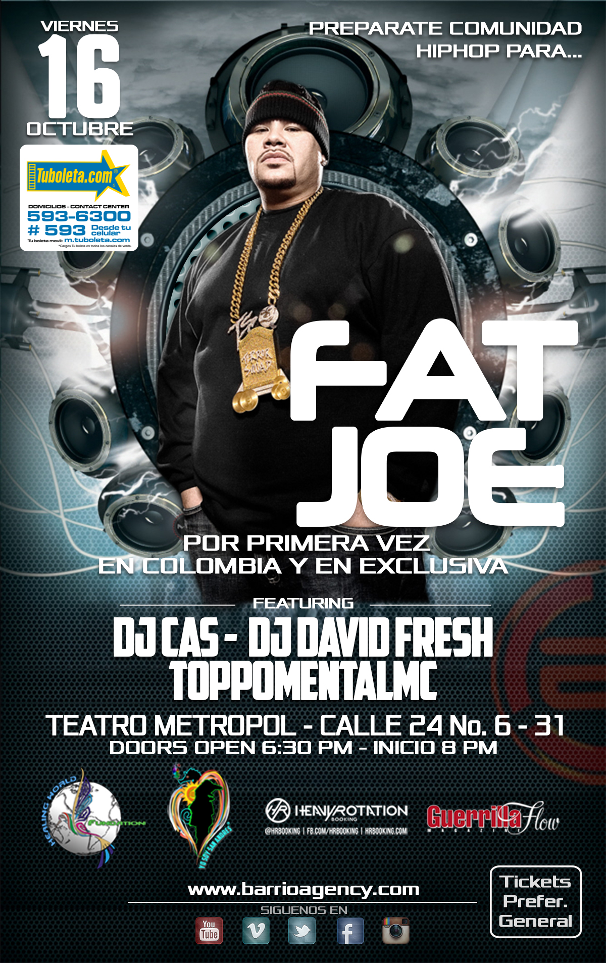 Fat JOE - Flyer!!