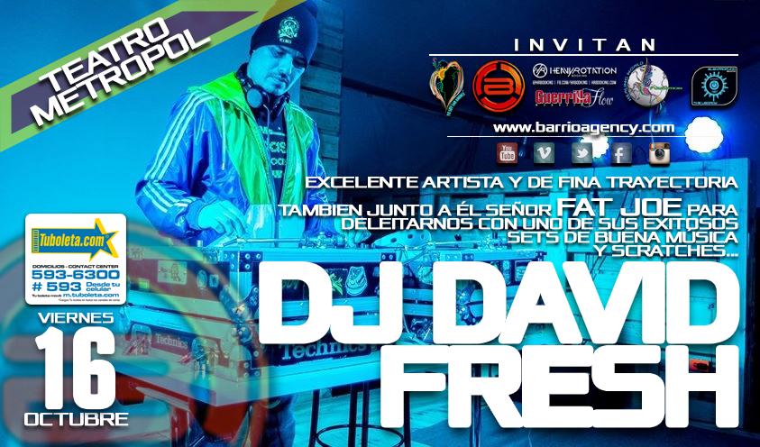 Press - DJ Fresh.