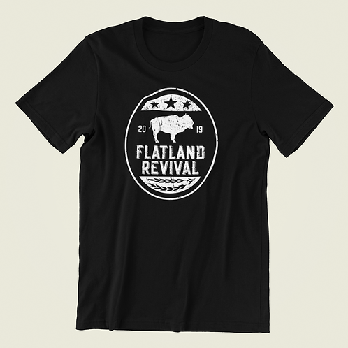Flatland Revival 2019 Tee