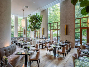 Stylish Bavarian dining – Sophia's Restaurant & Bar, Munich