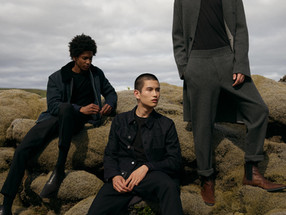 At-ease in the desert – Berluti FW18 Pre-collection