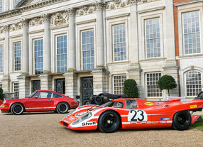 Stylish classic vehicle event of the year - Concours of Elegance 2020 UK
