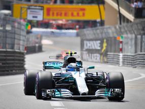 Action in French Riviera - 77th Monaco Formula 1 Grand Prix 2019