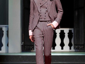 'Homme fatale' elegance – Joshua Kane 'Fantasy' Collection, London