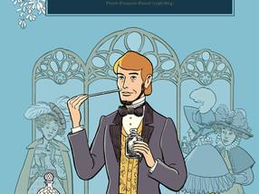 Artisan legacy in comic – 'Guerlain Le Prince des parfums - Première époque' by Pierre-Roland Saint-