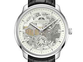 Revival of Viennese watchmaking glory – Carl Suchy & Söhne 'The Waltz No. 1 Skeleton', Vienna