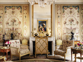 French historic elegance unfolds - Sotheby's Paris 'La Collection Ribes' Exhibition & Auction, P
