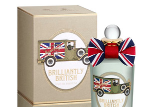 Festivity chic – 'Brilliantly British' Eau de parfum by Penhaligon's