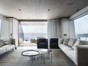 The chic sail - Sanlorenzo SX76 luxury yacht