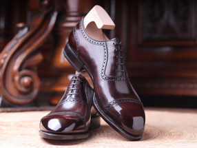 Exquisite art of Italian handmade shoe - Meccariello Shoes