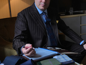 An artisanal conversation with Steven Hitchcock – Master Tailor of Steven Hitchcock, London