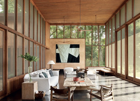 Peaceful residences to remember – Axel Vervoordt 'Portraits of Interiors'