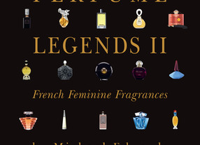 """Bible of fragrance – """"Perfume Legends II"""" year 2019 edition by Michael Edwards, Fragrance Expert, Au"""
