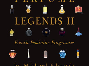 "Bible of fragrance – ""Perfume Legends II"" year 2019 edition by Michael Edwards, Fragrance Expert, Au"