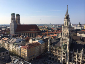 A charming Bavarian city to remember – Munich (Part I)