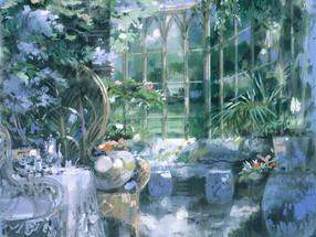 The 'art' of interior – Jeremiah Goodman's illustration