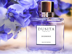 The charm of Iris - Parfums Dusita, Paris