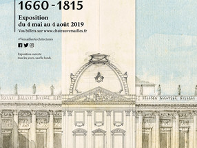 French grandeur revisit - 'Versailles. Dreams of architecture 1660 - 1815' exhibition, Châte
