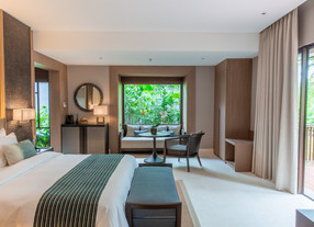 A new Balinese retreat - Nirjhara, Bali