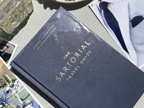 Be a stylish globetrotter – 'The Sartorial Travel Guide' by Simon Crompton