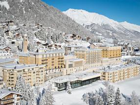 Splendor in the snow – Kulm Hotel, St. Moritz