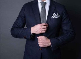 Sartorial luxe meets Swedish simplicity – Once a day Stockholm Made-to-measure menswear