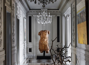 Eclectic modernity – Joseph Karam interior design, Paris