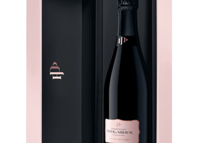 From champagne to perfection – 'Fleur de Miraval' Rosé Champagne