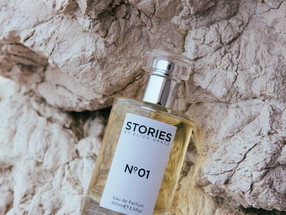 Sensual connection – STORIES by Eliza Grace fragrance, UK