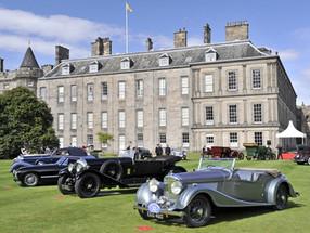 Concours of Elegance 2016 at Windsor Castle, Berkshire