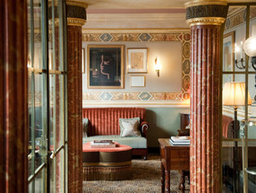 Indulgence in the style of Wilde – L'Hotel, Paris