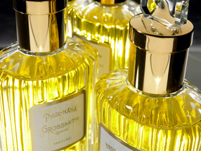 English perfume legacy – Grossmith London
