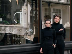 Grand opening - Dobrik & Lawton new boutique, London