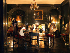 Another kind of dark romance – Dennis Severs' House, Spitalfields, London