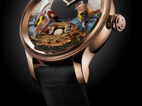 Art of horological symphony – Jaquet Droz