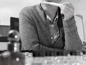 An artisanal conversation with Bertrand Duchaufour – esteemed French Master Perfumer
