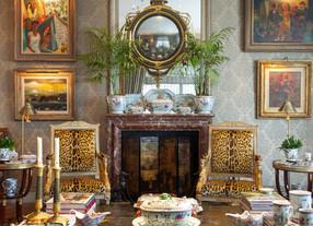 Sumptuous Oriental flair in Brazil - Jorge Elias' new interior design project