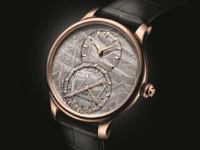 Quaternary beauty – Jaquet Droz Meteorites collection